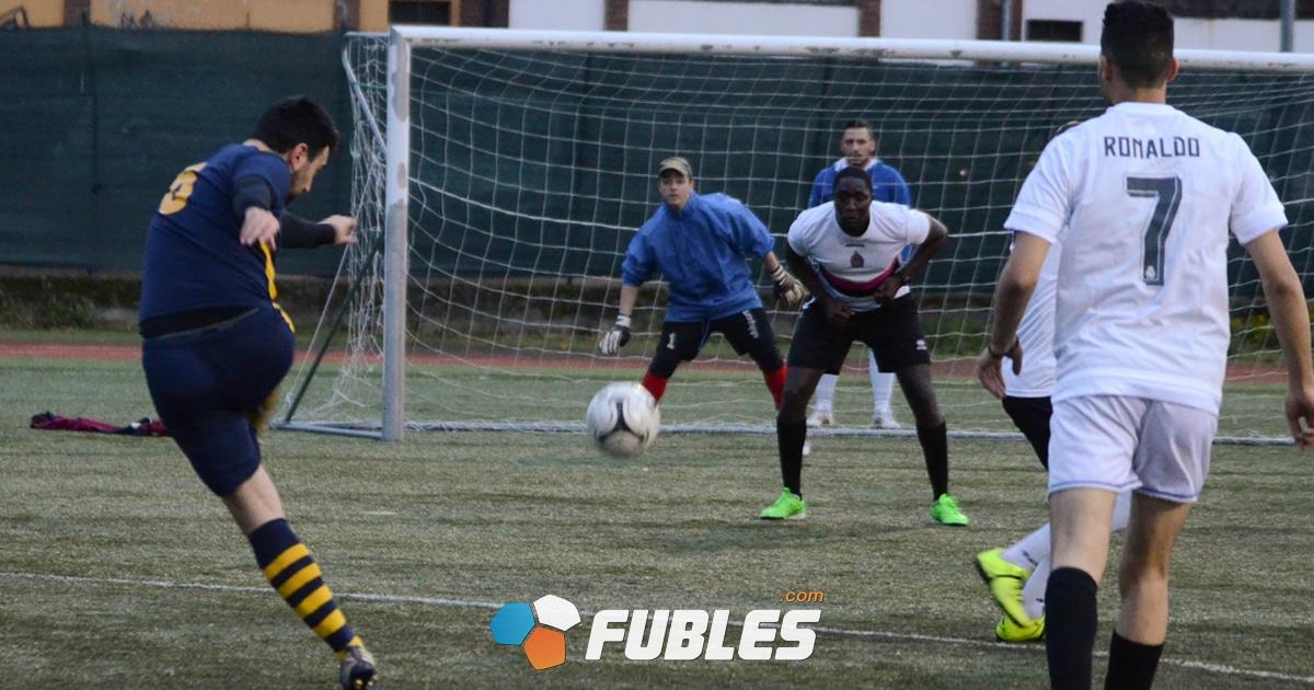 Partita di Calcio a 6 a Vignola